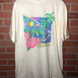 Vintage Hawaii single stitched graphic tee